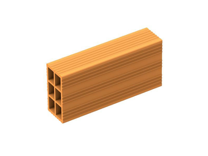 Thermal insulating clay block FORATO - FORNACI LATERIZI DANESI