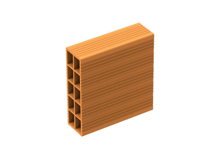Thermal insulating clay block SCATOLA - FORNACI LATERIZI DANESI