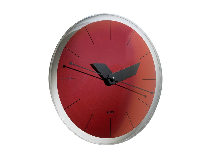 Wall-mounted clock SOLE - ALESSI