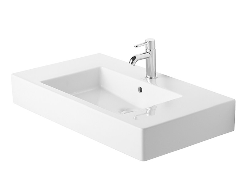 Console ceramic washbasin VERO | Washbasin - DURAVIT