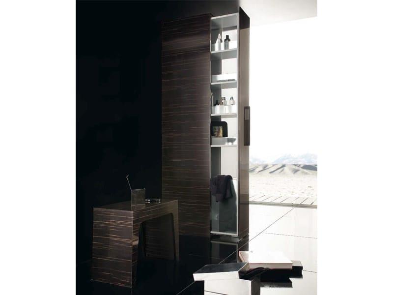 Tall bathroom cabinet MAORI   Tall bathroom cabinet by Cerasa
