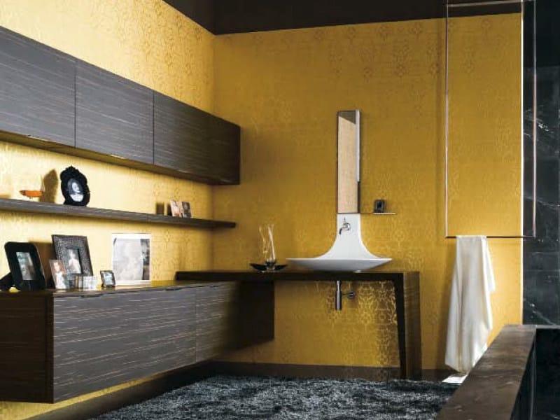 Wall-mounted vanity unit MAORI 14 | Vanity unit - Cerasa