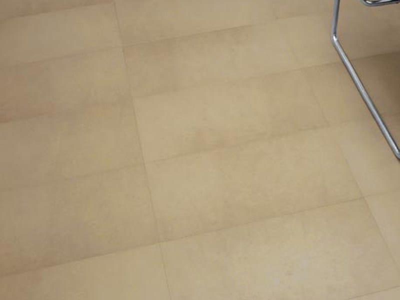 Antibacterial porcelain stoneware wall/floor tiles BEIGE GROUND ACTIVE - GranitiFiandre