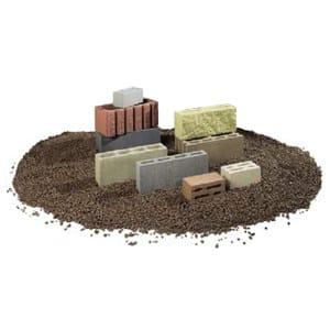 Loadbearing concrete block BLOCCHI ARCHITETTONICI FACCIAVISTA - LecaSistemi