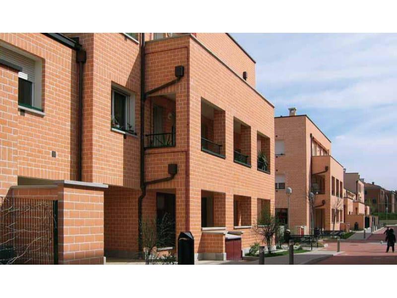 Loadbearing concrete block LECABLOCCO ARCHITETTONICO FACCIAVISTA by LecaSistemi