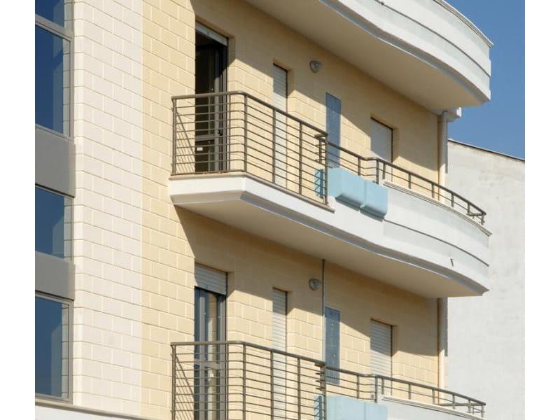 Rivestimento in calcestruzzo per esterni coverstone - Rivestimenti balconi esterni ...