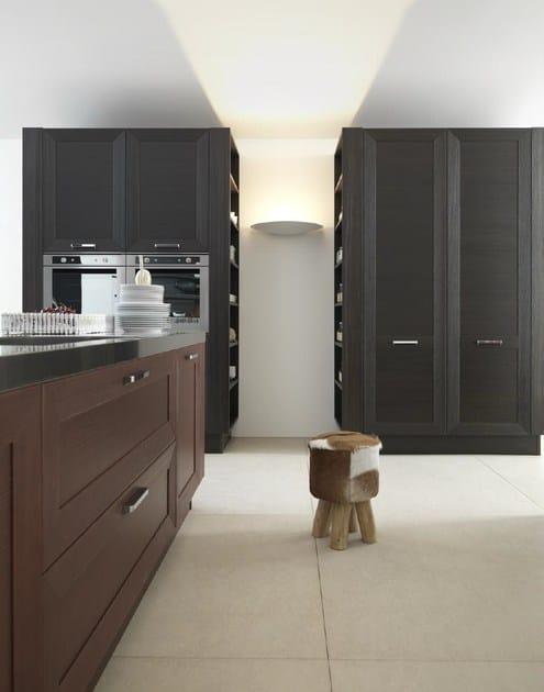 Cesar Noa La Cucina Autentica E Familiare : Cucina componibile in legno massello noa composizione