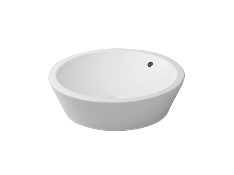 Countertop ceramic washbasin STARCK 1 | Countertop washbasin - DURAVIT