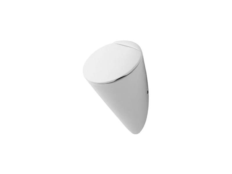 Suspended ceramic Urinal STARCK 1 | Urinal - DURAVIT