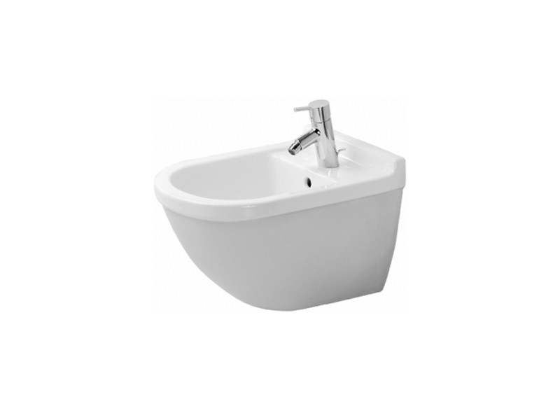 Starck 3 bidet sospeso by duravit design philippe starck for Architec bidet sospeso