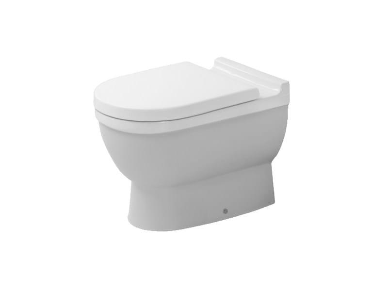 Ceramic toilet STARCK 3 | Toilet - DURAVIT