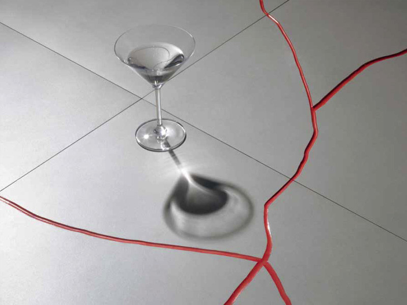 Porcelain stoneware flooring TERRAVIVA - Ceramiche Refin
