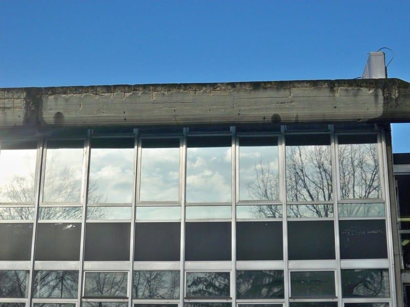 Pellicola per vetri antisfondamento di sicurezza pellicola - Pellicole oscuranti finestre ...