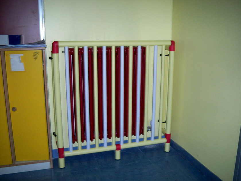Safety cover for radiator SICURTERMO by TOPFILM
