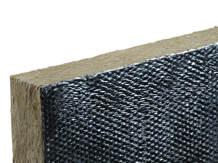 Thermal insulation sheet and panel in mineral fibre FIBRANgeo BP-70 BIT by FIBRAN