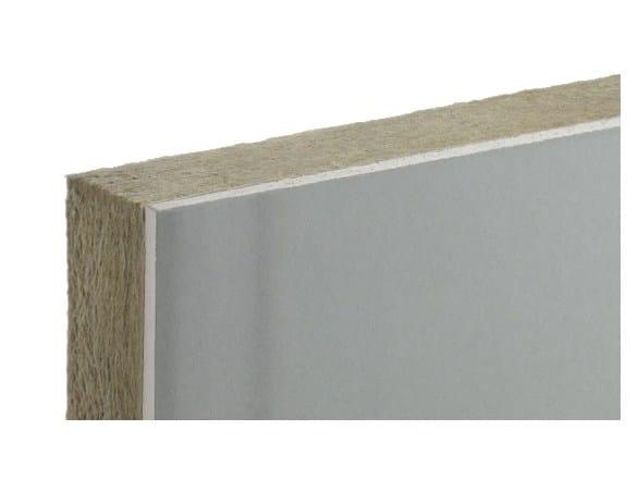 Thermal insulation panel FIBRANgyps AGeo by FIBRAN