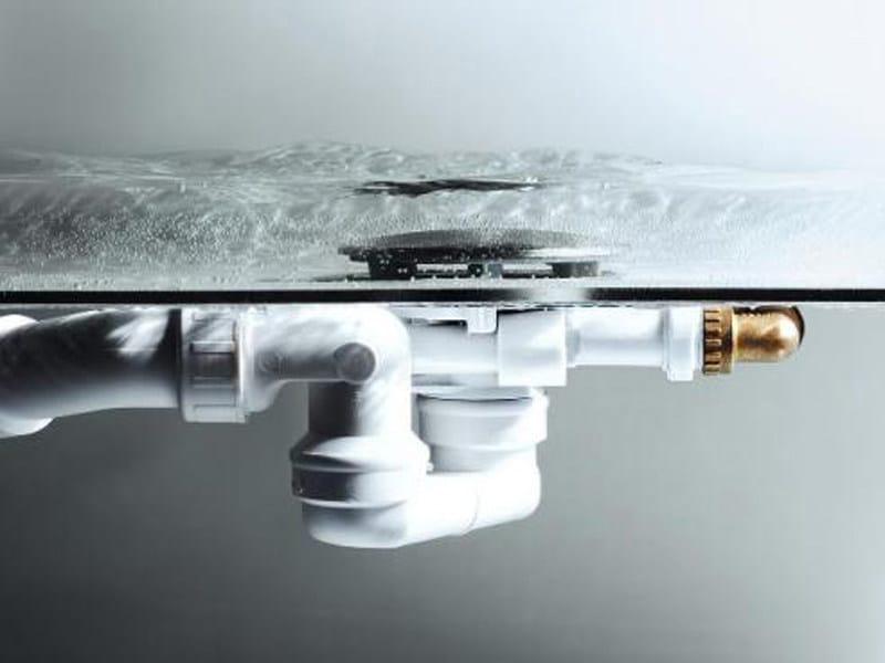 Bath drain ROTAPLEX TRIO by Viega Italia