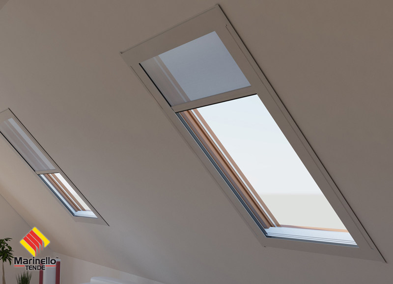 Skylight roller shade COMO by Marinello Tende