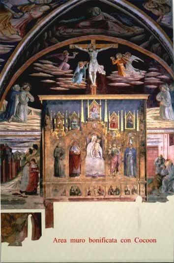Cappella di S.Girolamo nella Chiesa di S.Francesco – Montefalco (PG)
