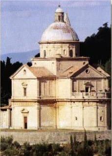 Tempio di San Biagio, Montepulciano (Siena) - Antonio da Sangallo il Vecchio 1518-45