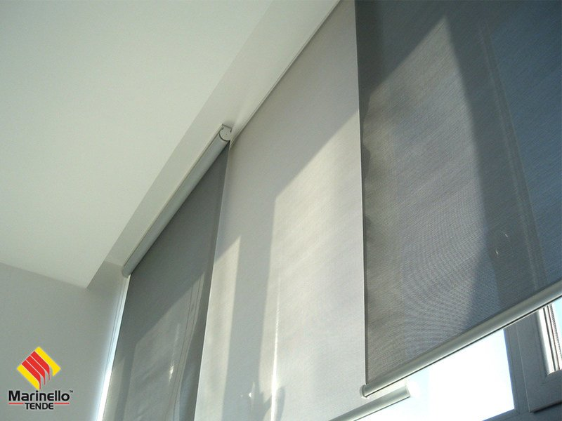 Roller blind MILANO by Marinello Tende