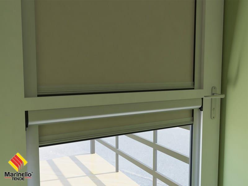 Tenda a rullo oscurante integrata nell 39 infisso novara - Oscuranti per finestre prezzi ...