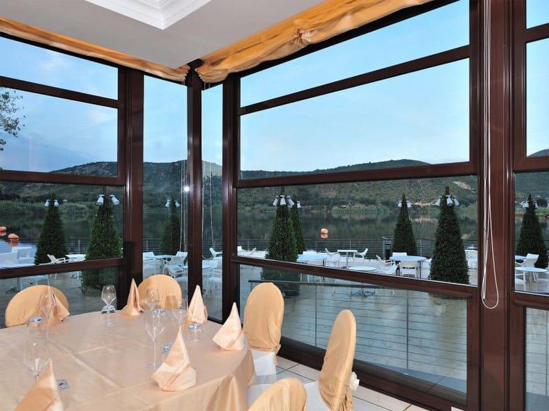 Tender Verande E Giardini D Inverno : S verticale vetrata scorrevole by tender
