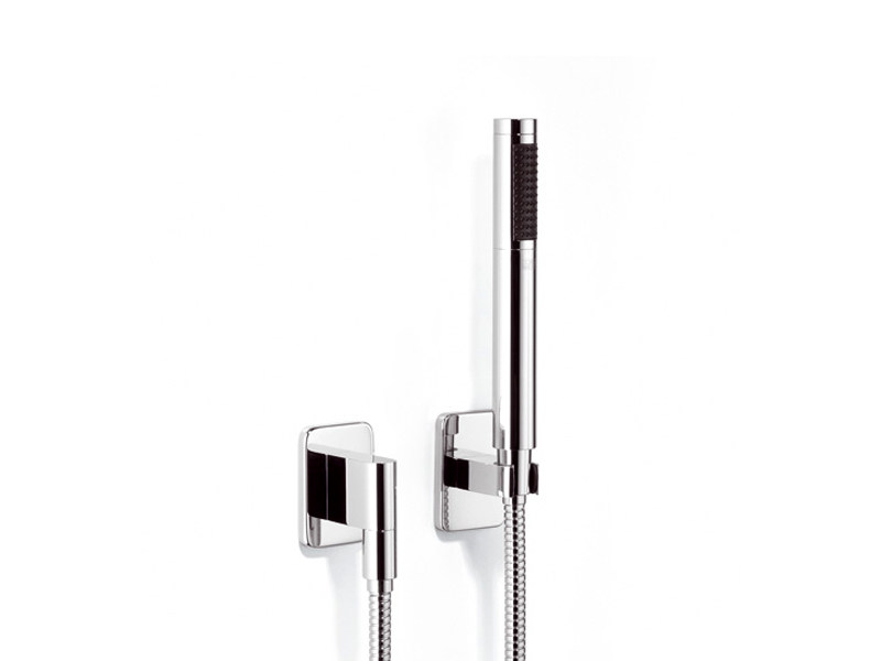 Wall-mounted handshower with hose LULU | Handshower - Dornbracht