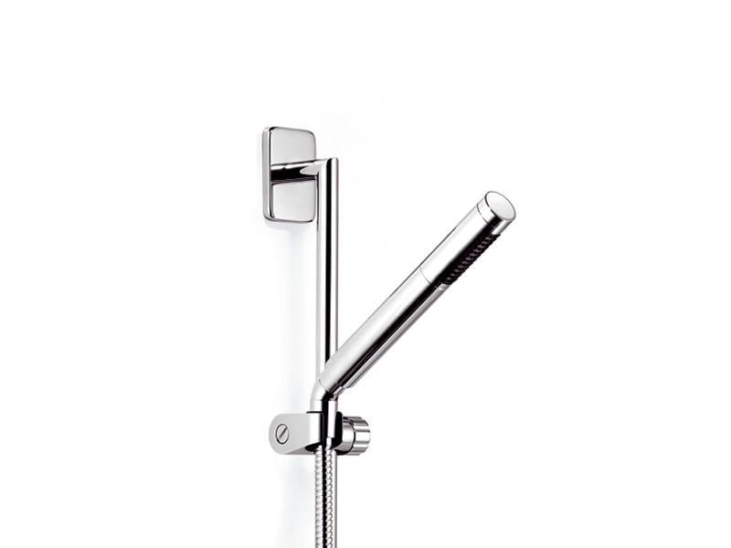 Handshower with shower wallbar with hose LULU | Handshower by Dornbracht