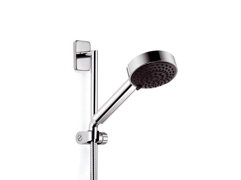 Handshower with hose with shower wallbar LULU | Handshower - Dornbracht