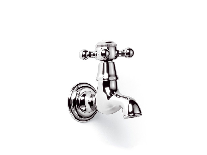 Wall-mounted 1 hole washbasin tap MADISON | Wall-mounted washbasin tap - Dornbracht