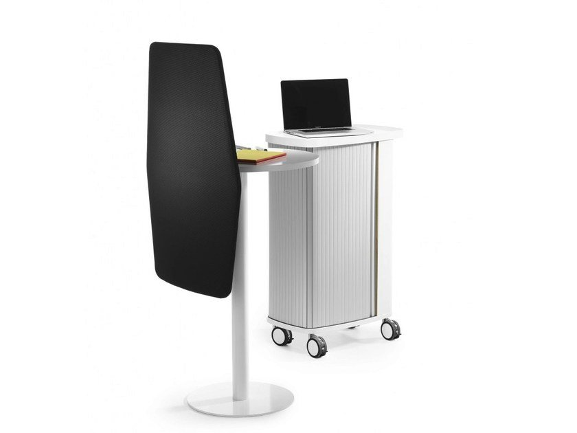 Individual office workstation ISLA by Abstracta
