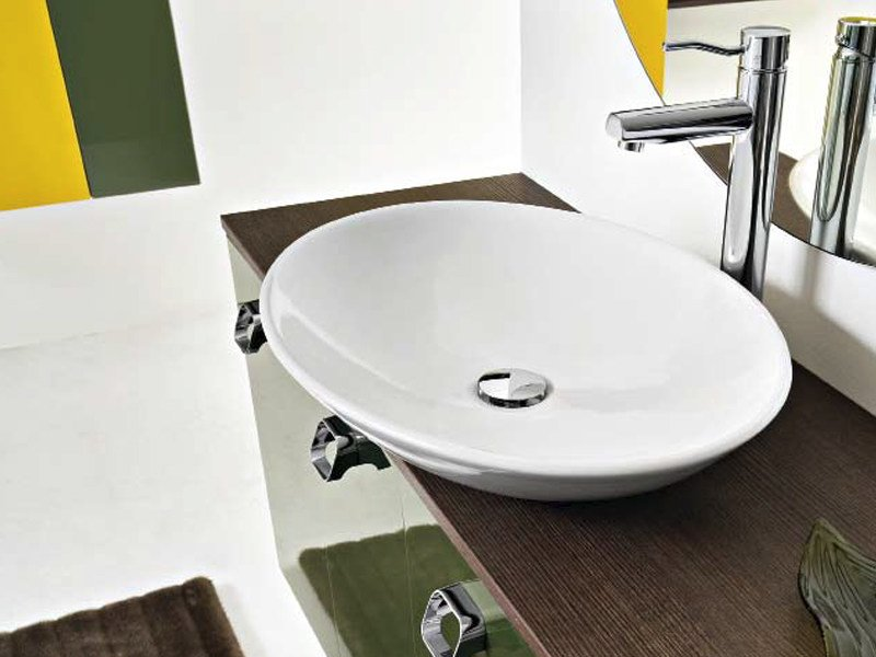 Countertop washbasin ISEO - Cerasa
