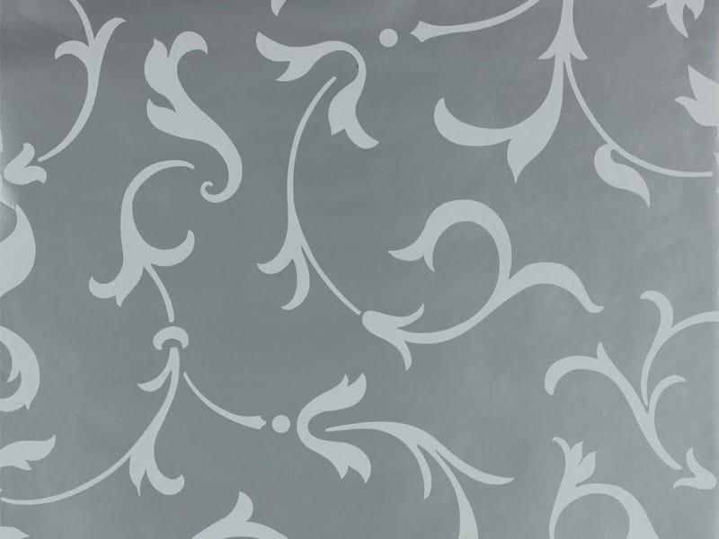 Carta da parati in tessuto non tessuto con motivi floreali for Carta da parati in tessuto