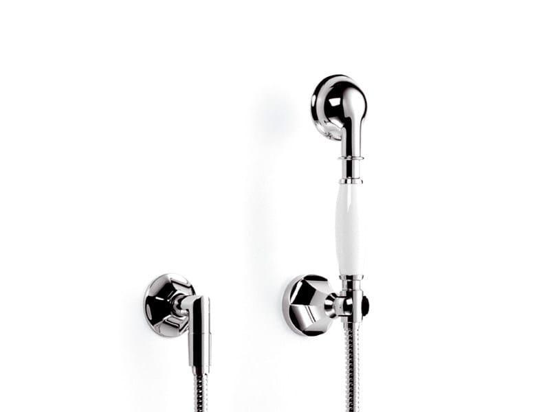 Wall-mounted handshower with hose MADISON FLAIR | Handshower - Dornbracht