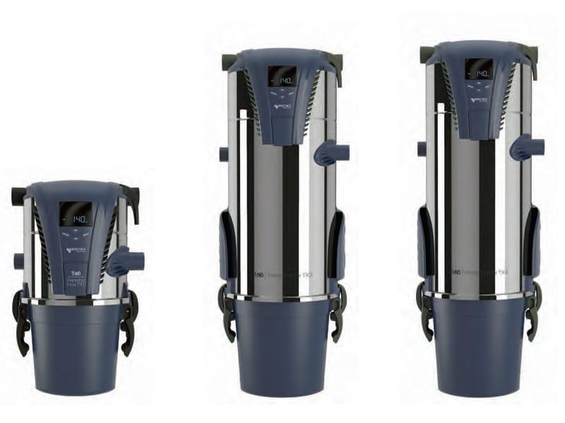 Central vacuum cleaner TXA - AERTECNICA