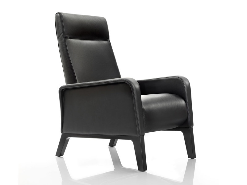 Recliner armchair STUART - Wittmann