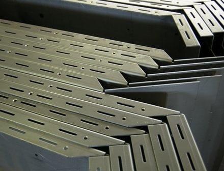Punzonatura e Piegatura lamiere in acciaio