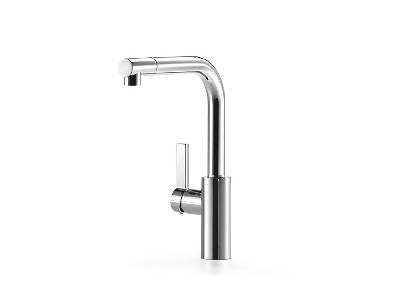 Chrome-plated kitchen mixer tap ELIO - Dornbracht