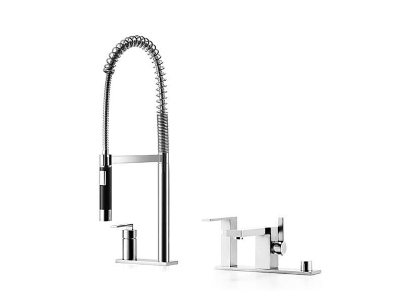 Kitchen mixer tap 37 848 680 | Kitchen mixer tap - Dornbracht