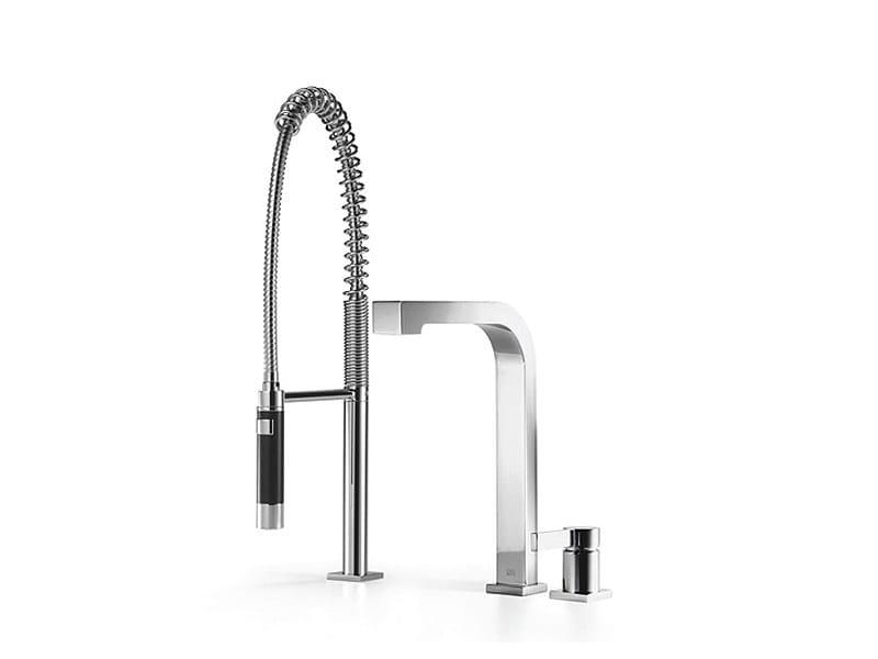 Kitchen mixer tap with spray 32 800 795 | Kitchen mixer tap with spray - Dornbracht