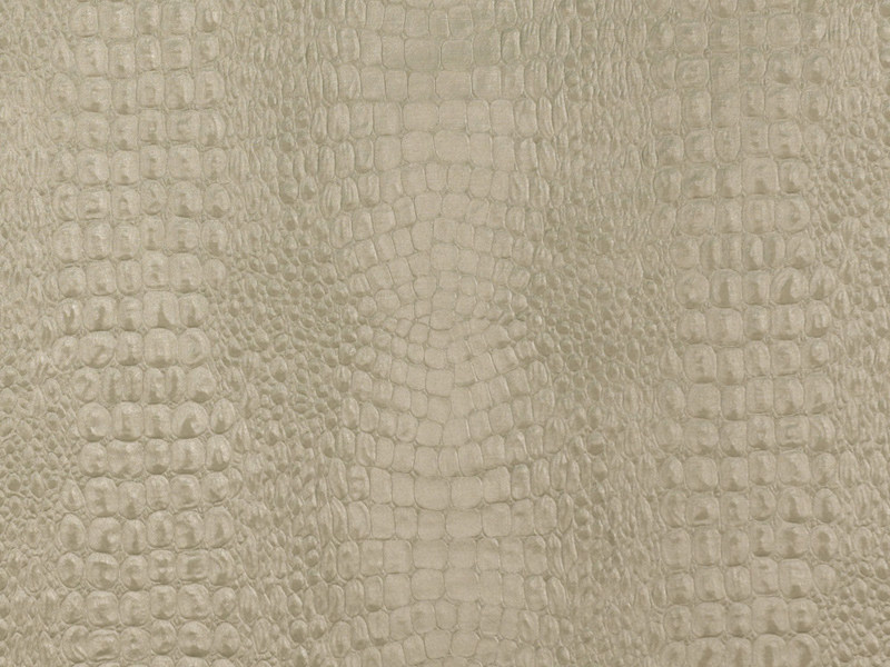 Solid-color fire retardant Trevira® CS fabric CROCO - Dedar
