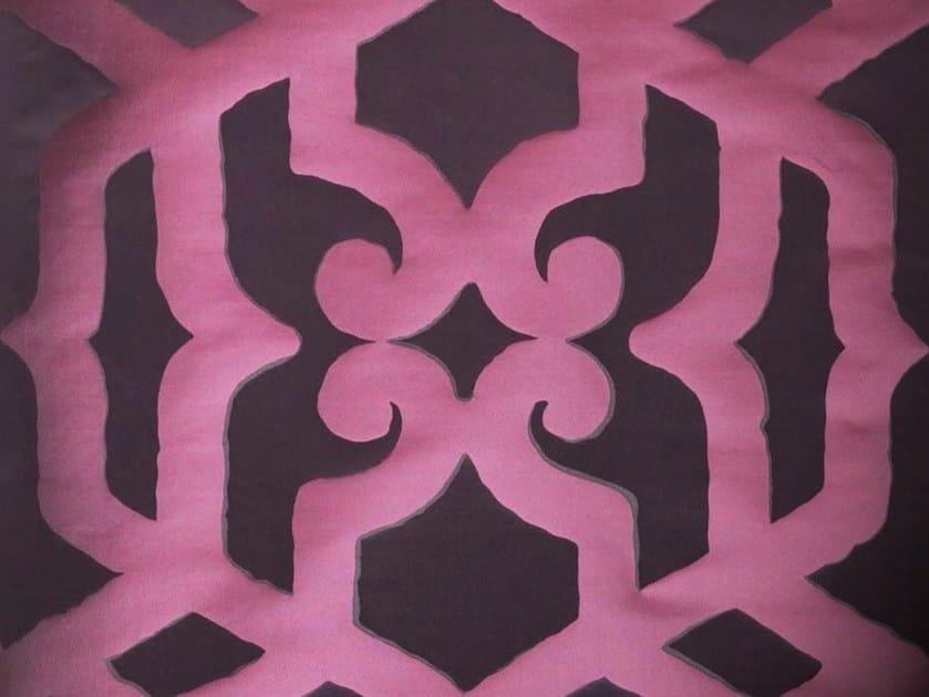 Damask silk fabric for curtains MAESTOSO - Dedar