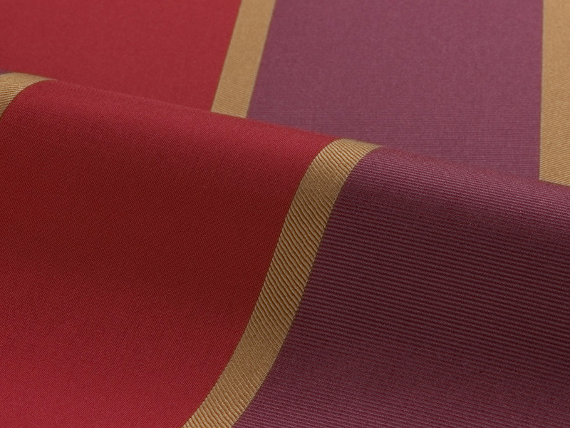 Striped fabric for curtains ACCADEMIA - Dedar