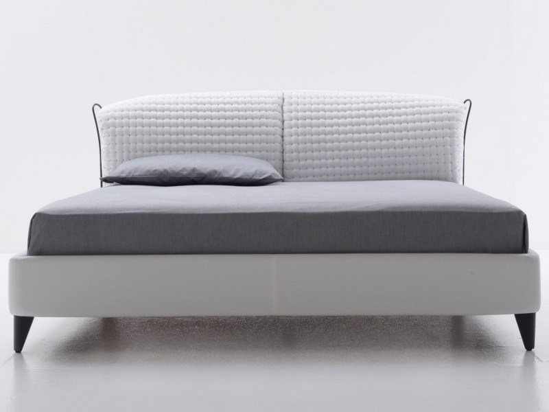 Double bed FLATTER | Bed - Nube Italia