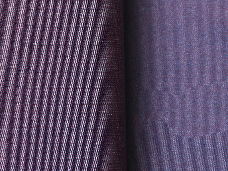 Solid-color washable taffeta fabric for curtains ARGENTINA by Dedar