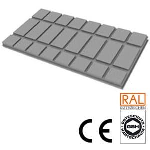 EPS under-tile system TERMALTEGOLA - POLITOP
