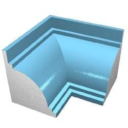 Polystyrene matrix for decorative element Polystyrene matrix for decorative element by POLITOP