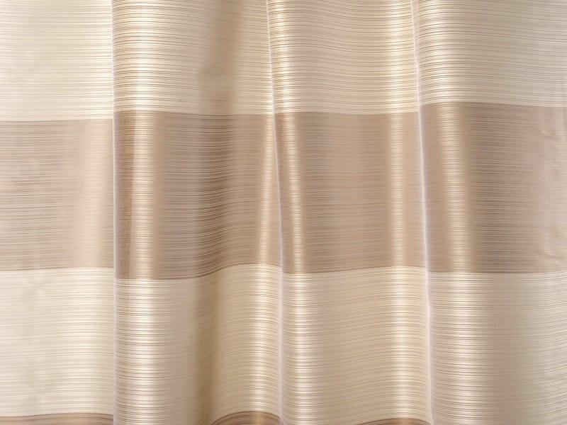 Striped fire retardant washable Trevira® CS fabric FLOW - Dedar