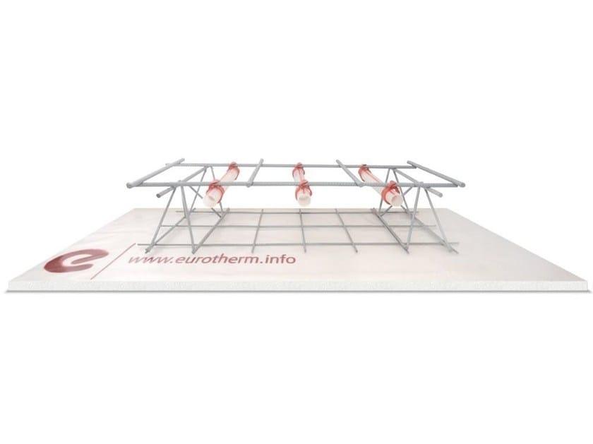 Radiant floor panel EUROINDUSTRY - Eurotherm